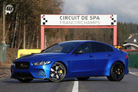 Jaguar Project 8 nouvelles voitures 1 sur 300