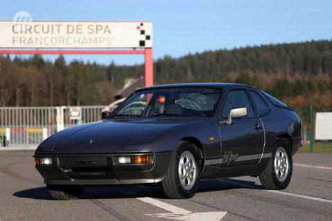 1986 Porsche 924 S Targa – 46.561 km