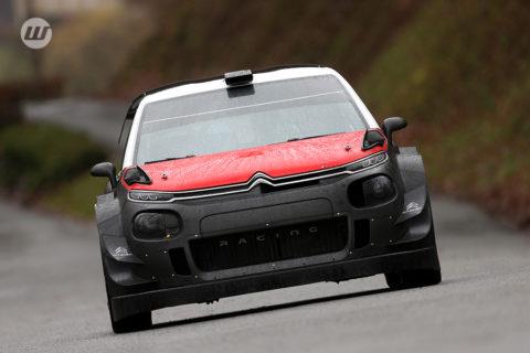 Citroen WRC 2019 – Esapekka Lappi – Chassis 018