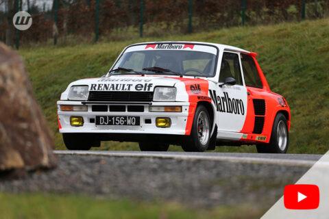 "Renault 5 Turbo ""Alain Prost"" 1982"