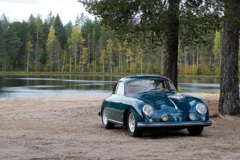 Porsche 356 Coupe Top restauration