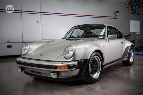 Porsche 930 – 61.730 km – premier propriétaire