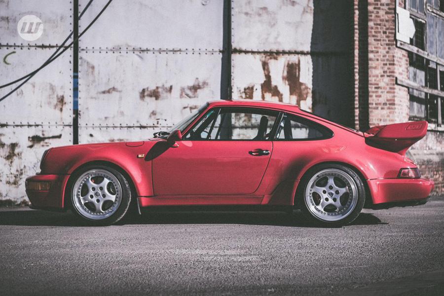Porsche 964 RS 3,8