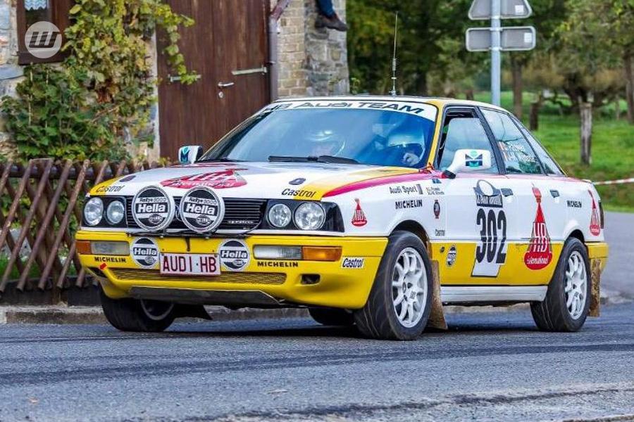 Audi 90 Quattro Gruppe A