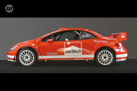 Peugeot 307 WRC Marlboro Chassis 008