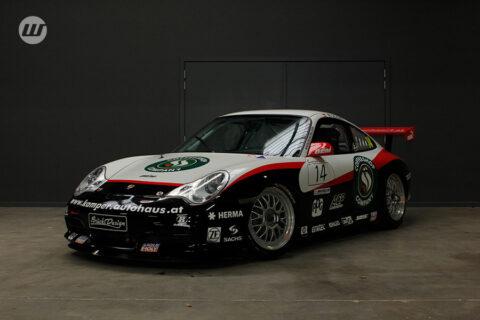Porsche 996 Supercup 2004